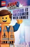 The LEGO Movie 2: Keeping it Awesomer with Emmet with minifigure