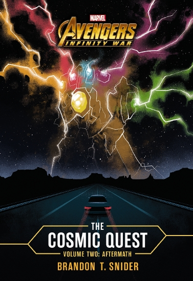 Marvel: Avengers Infinity War: Cosmic Quest Vol 2