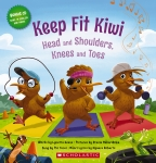 Keep Fit Kiwi Head and Shoulders, Knees and Toes