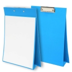 Colourhide My Stand Up Clipboard/Whiteboard - Blue
