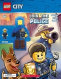 LEGO City: Join the Police + Minifigure