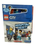 Hospital Heist! (Lego City with Minibuilds and Minifigure)