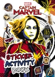 Marvel: Captain Marvel Sticker Activity Book