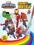 Marvel: Super Hero Adventures Paint with Water
