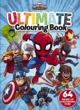 Marvel: Super Hero Adventures Ultimate Colouring Book