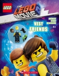 The LEGO Movie 2: Vest Friends Activity Book with Mini-figure
