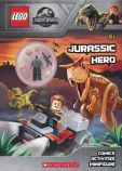 LEGO: Jurassic World: Jurassic Hero + Minifigure