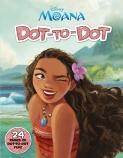 Disney: Moana Dot-To-Dot
