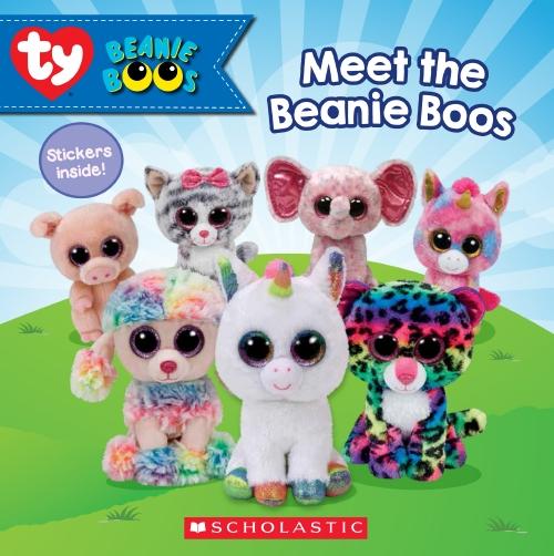 Beanie Boos: Meet the Beanie Boos