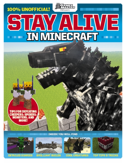 GamesMaster Presents: Stay Alive in Minecraft