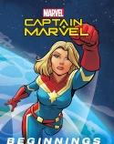 Marvel: Captain Marvel Beginnings