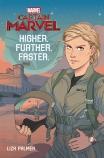 Marvel: Captain Marvel Higher, Further, Faster