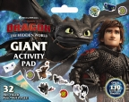 How to Train your Dragon: The Hidden World: Giant Activity Pad