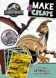 Jurassic World: Make & Create Activity Book