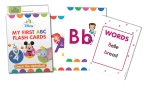 Disney Baby: My First ABC Flash Cards