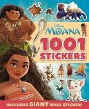 Disney: Moana 1001 Sticker Book