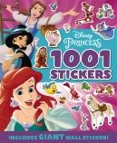 Disney: Princess 1001 Sticker Book
