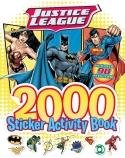 Justice League 2000 Sticker Book