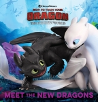 How To Train Your Dragon: The Hidden World: Meet the New Dragons