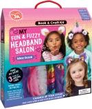 Klutz Junior: My Fun & Fuzzy Headband Salon