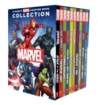 A Mighty Marvel Chapter Book Collection