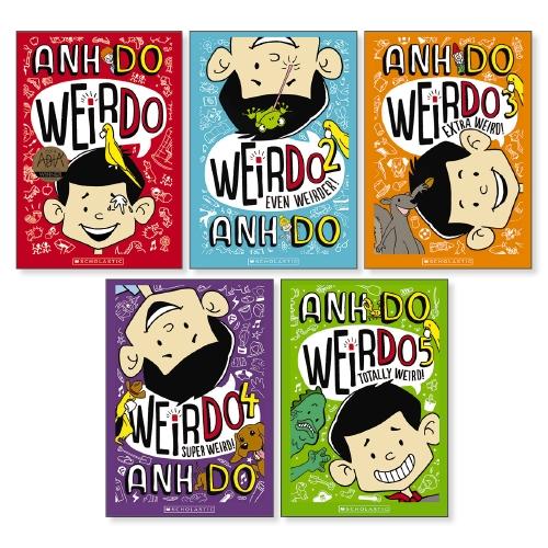 Weirdo 5-Pack