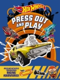 Hot Wheels: Press Out and Play