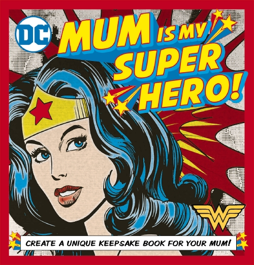 Mum Is My Super Hero! (DC Comics)