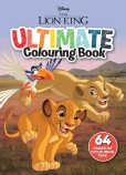 The Lion King: Ultimate Colouring