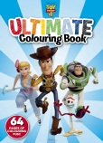 Toy Story 4: Ultimate Colouring Book