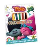 Trolls: Colouring Kit