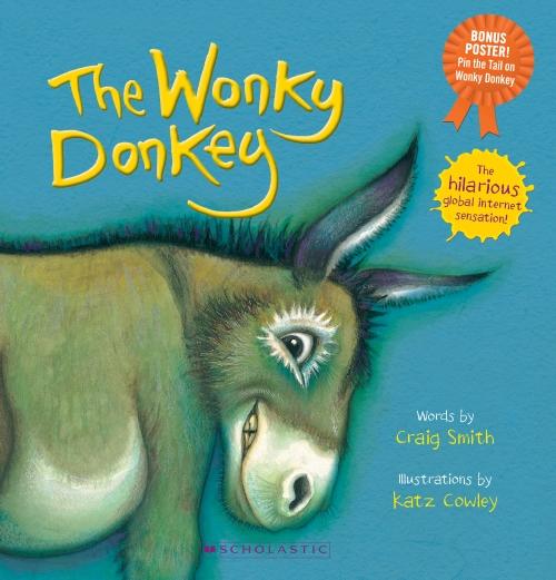 The Wonky Donkey: Pin the Tail on the Wonky Donkey