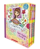 Ella Diaries 1-4 plus Journal Boxed Set