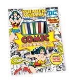 Wonder Woman: Comic Colouring Kit (DC Comics)