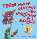 There was an Old Lady Who Swallowed a Mozzie 10th Anniversary Edition