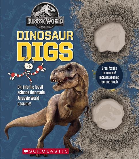 Jurassic World: Dinosaur Digs