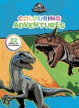 Jurassic World: Colouring Adventures