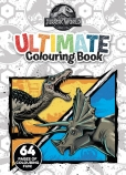 Jurassic World: Ultimate Colouring