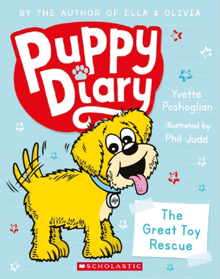 Puppy Diary #1: The Great Toy Rescue