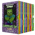 Diary of a Minecraft Zombie: Survivors Set