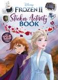 Frozen 2: Sticker Activity Book
