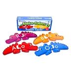Alpha-Gator Puzzle Cards