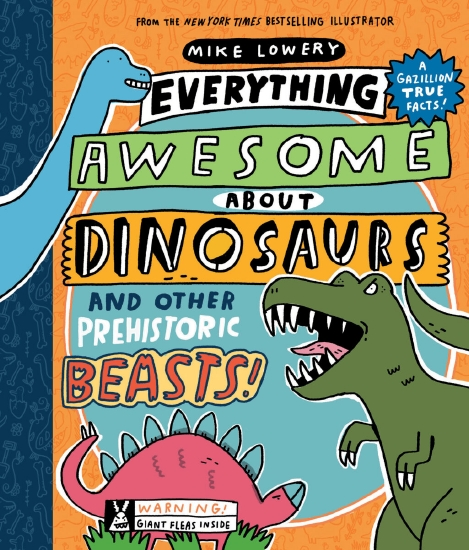 EVERYTHING AWESOME ABOUT DINOS