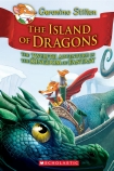 Geronimo Stilton Kingdom of Fantasy #12: The Island of Dragons