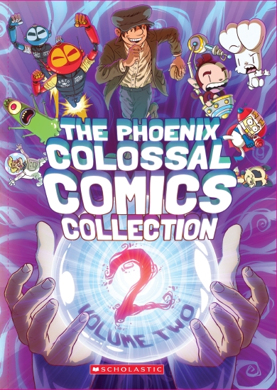 The Phoenix Colossal Comics Collection: Volume 2