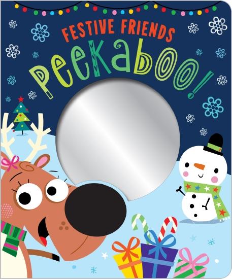 Festive Friends Peekaboo!