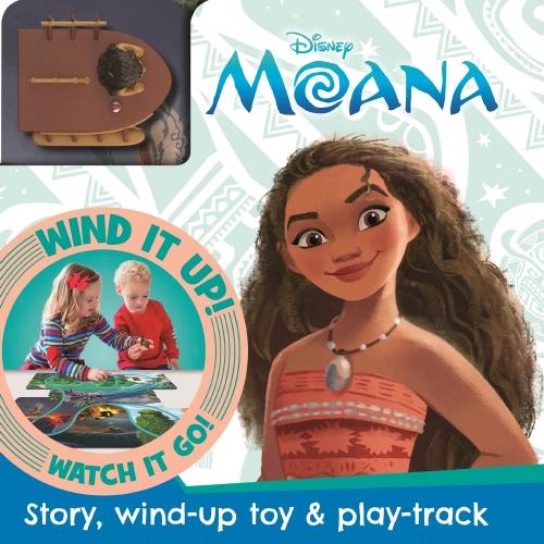Disney Busy Board: Moana