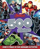 Avengers: 500 Stickers