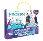Frozen: Sticker Fun Activity Case (Disney)