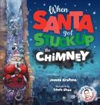 When Santa Got Stuck in the Chimney